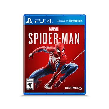 PS4-Spiderman