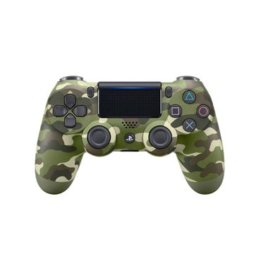 Dualshock-4--Color-Green-Camouflage