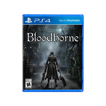 PS4-Bloodborne™
