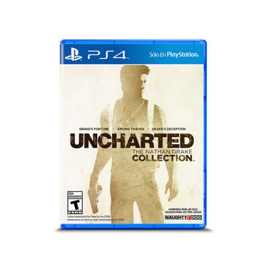 PS4-Uncharted-Collection