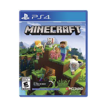 PS4-Minecraft